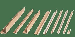 cornière en carton pour palette