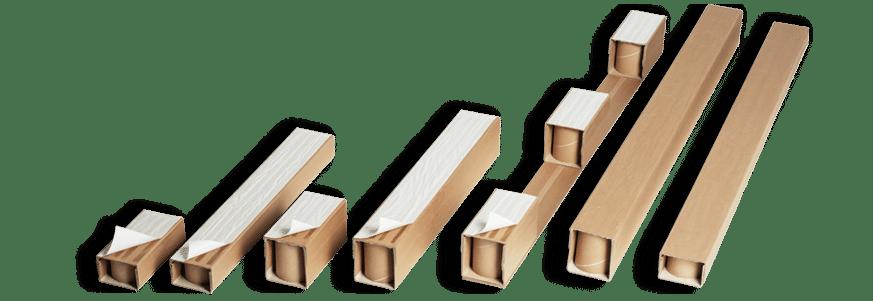 pied de palette carton